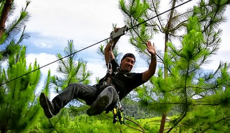 Davao Zip Line Adventure